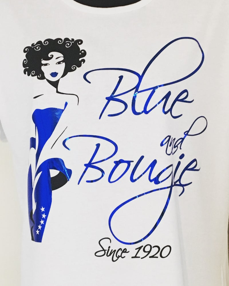 Image of Blue and Bougie-Fly