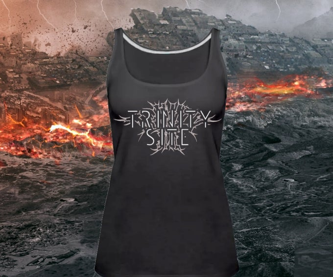 Image of New Logo Tank Top Girlie