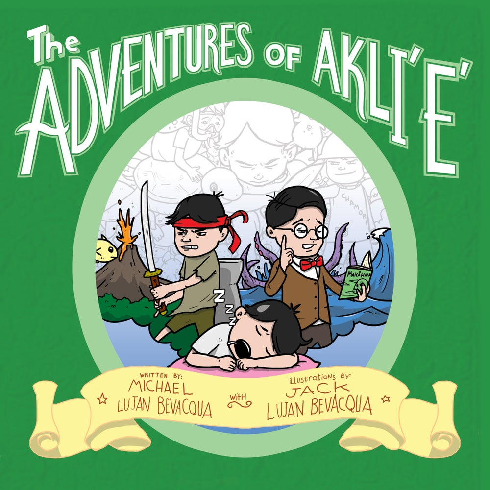 Image of The Adventures of Akli'e'