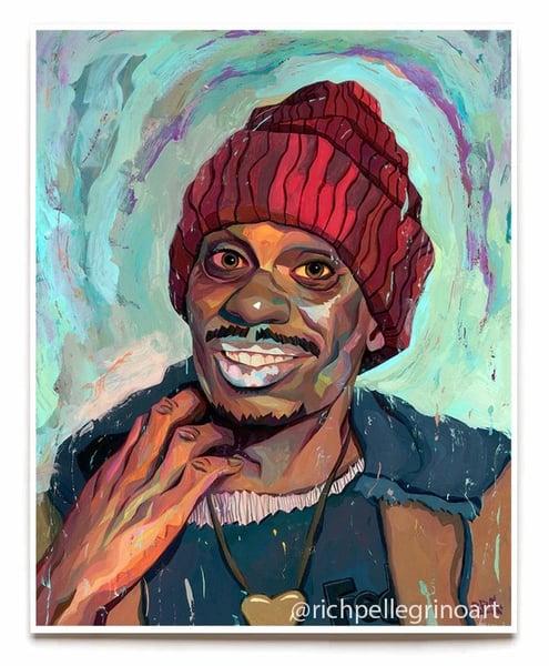 Image of Tyrone Biggums Chappelle 2nd Editon 16x20 Print