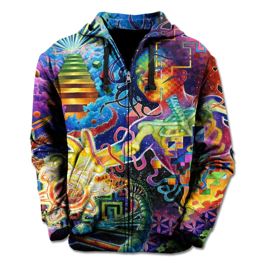 Image of Deoxy Zip Up