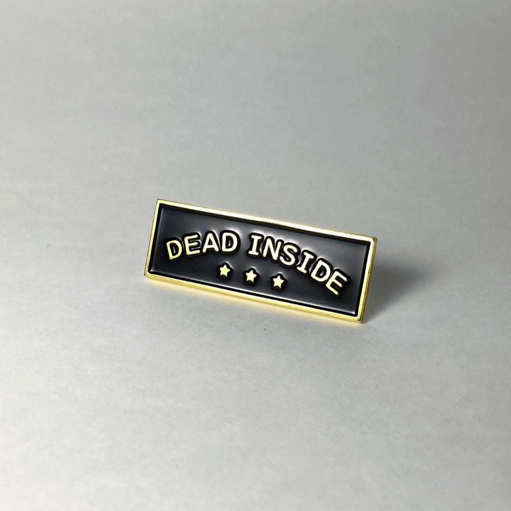 Image of 'Dead Inside' Pin