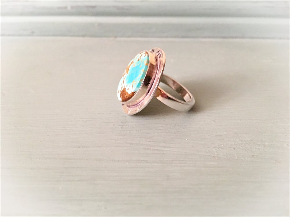 Image of Globetrotter Ring