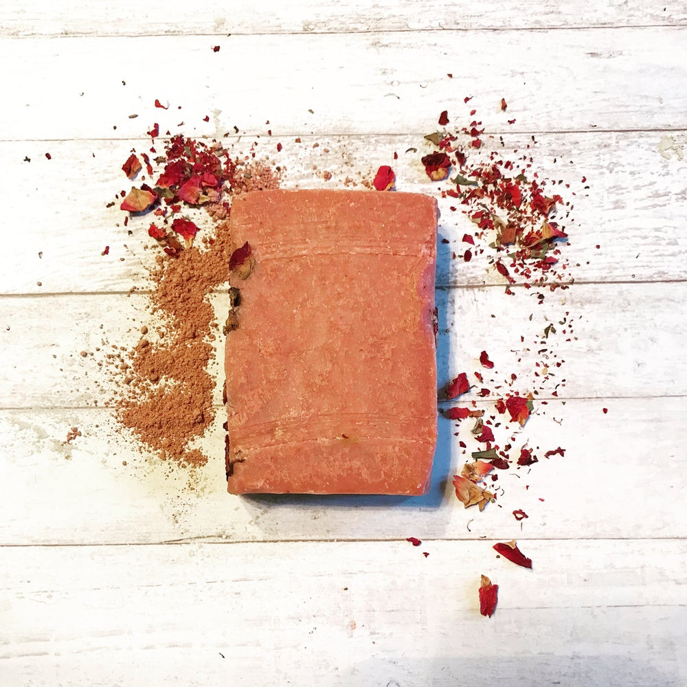 Image of Rose Clay Soap