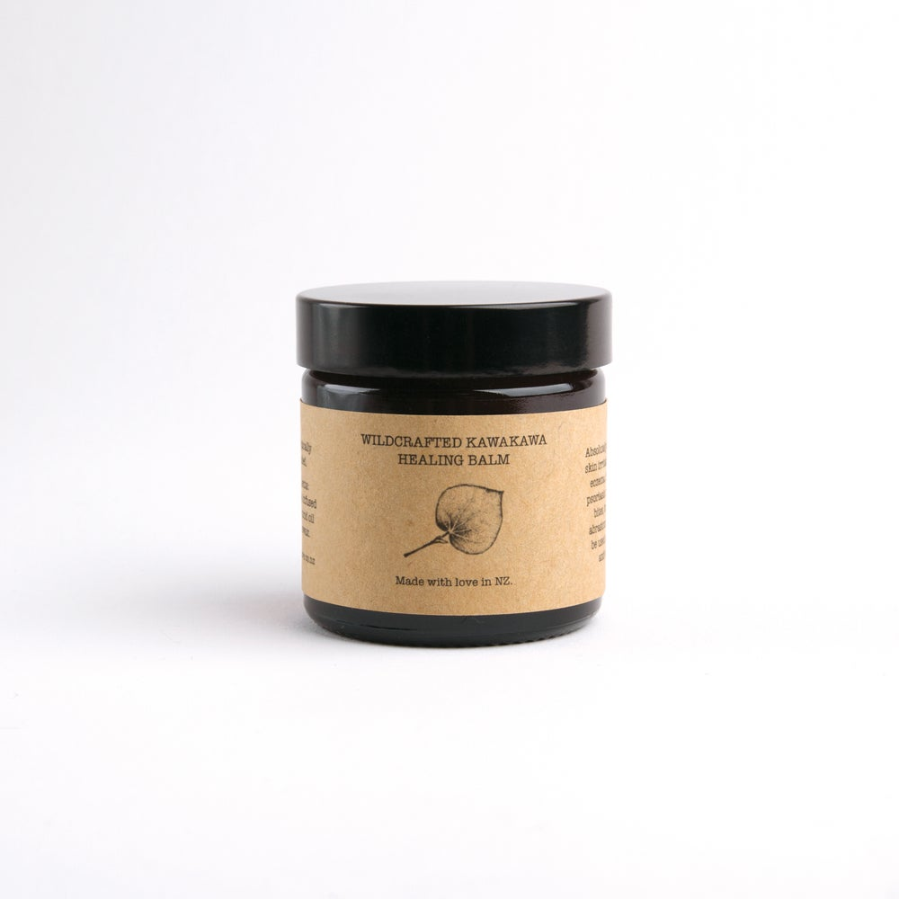 Image of Wildcrafted Kawakawa Healing Balm