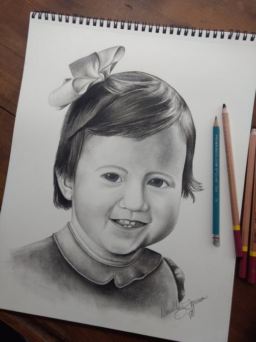 Image of Pencil Portraits