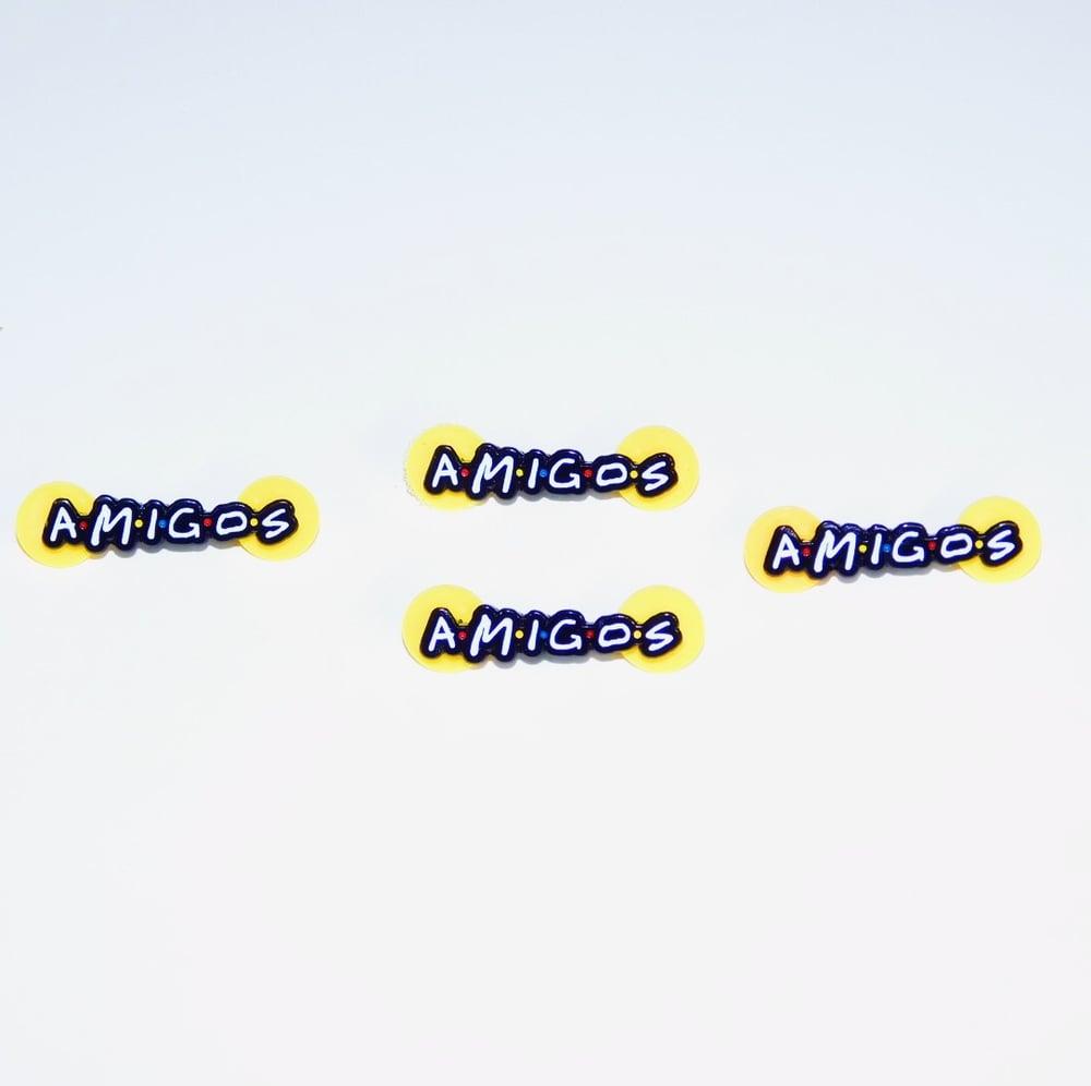 Image of A•M•I•G•O•S