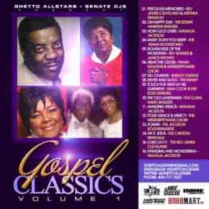 Image of GREAT GOSPEL CALSSICS 1 ***LIMITED SUPPLY***