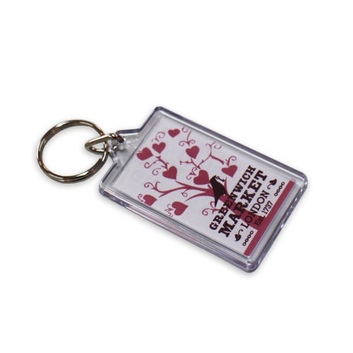 Image of Greenwich Market Key Ring