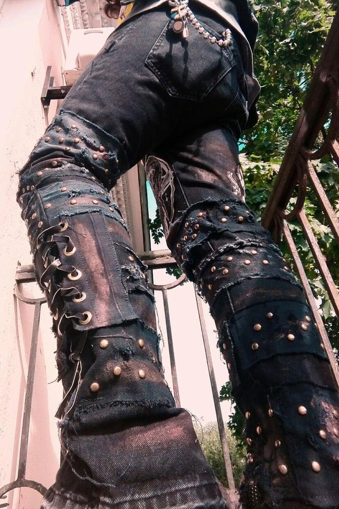Image of Mad Max Pants