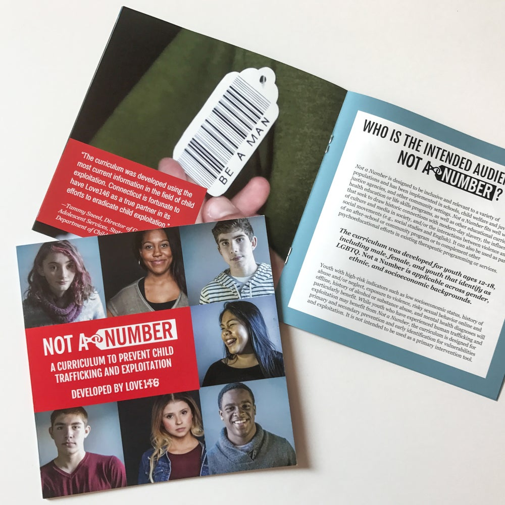 Image of Not A Number Booklet