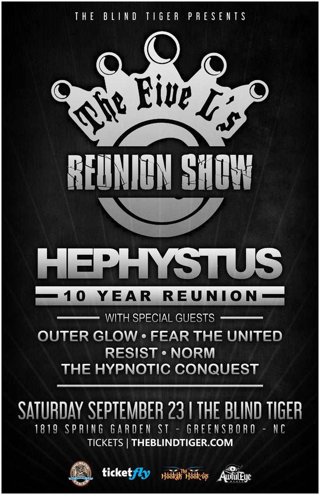 Image of 10 year Reunion Tickets