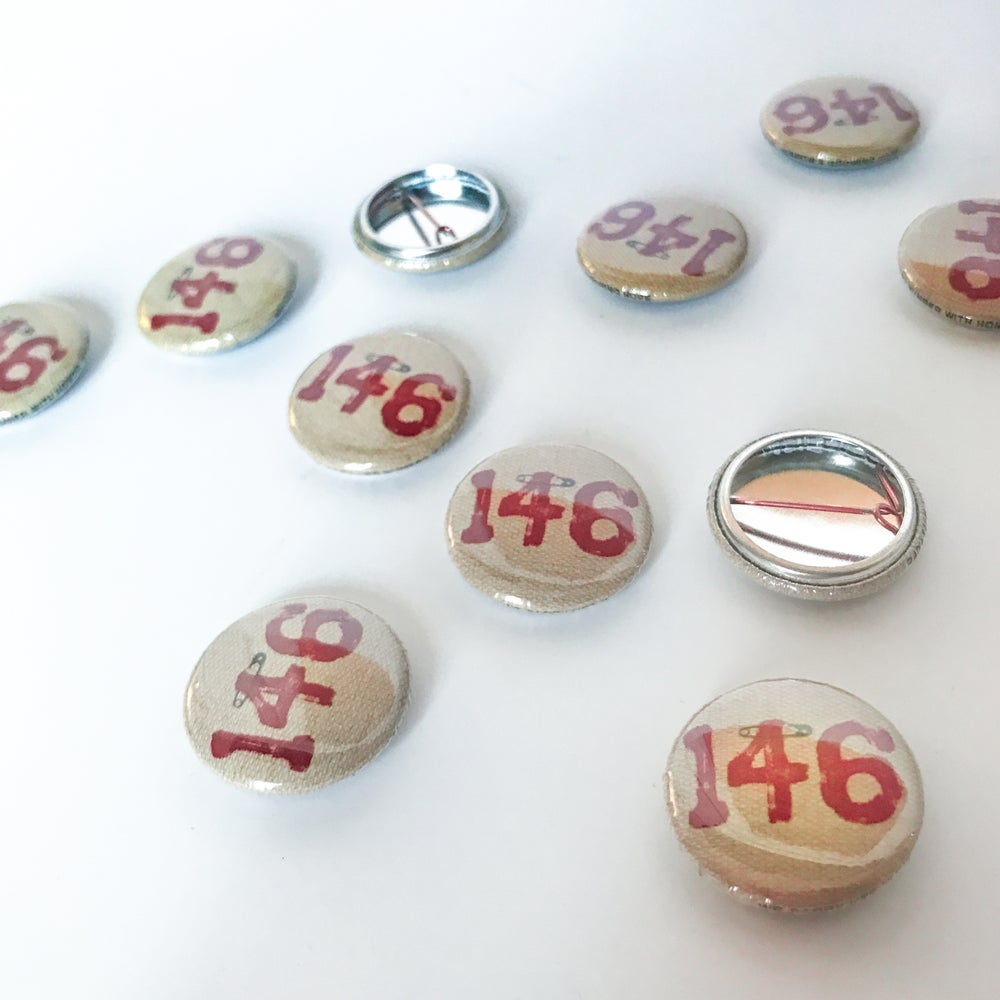 Image of Love146 Buttons (Pack of 25)