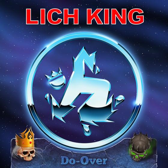 Image of Lich King 'Do-Over' Digipak EP