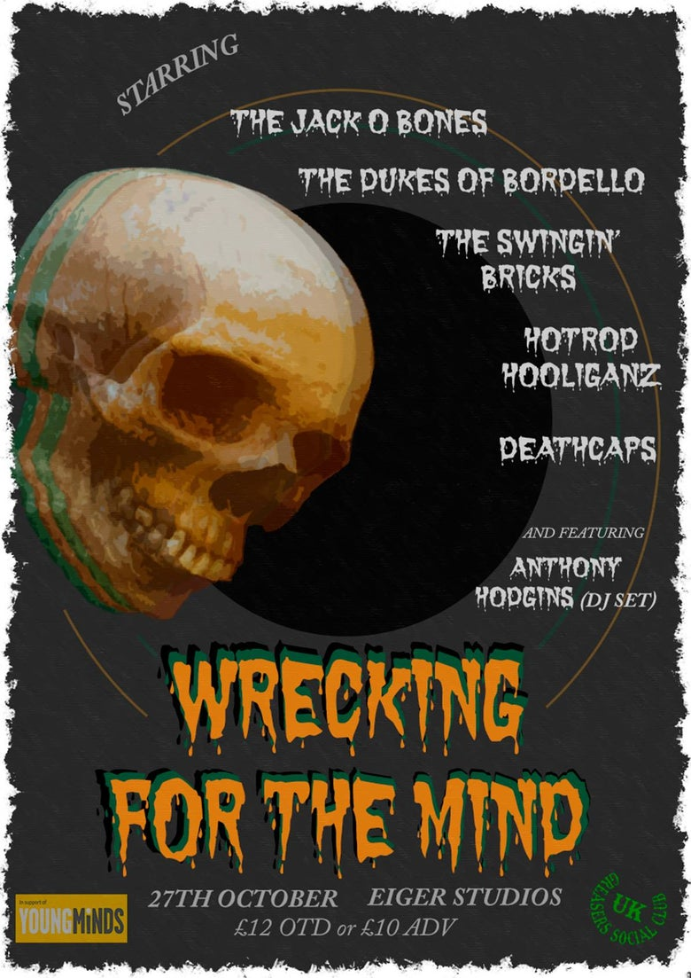 Image of Wrecking For The Mind