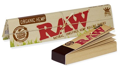 Image of X5 Raw Papers and Raw Tips