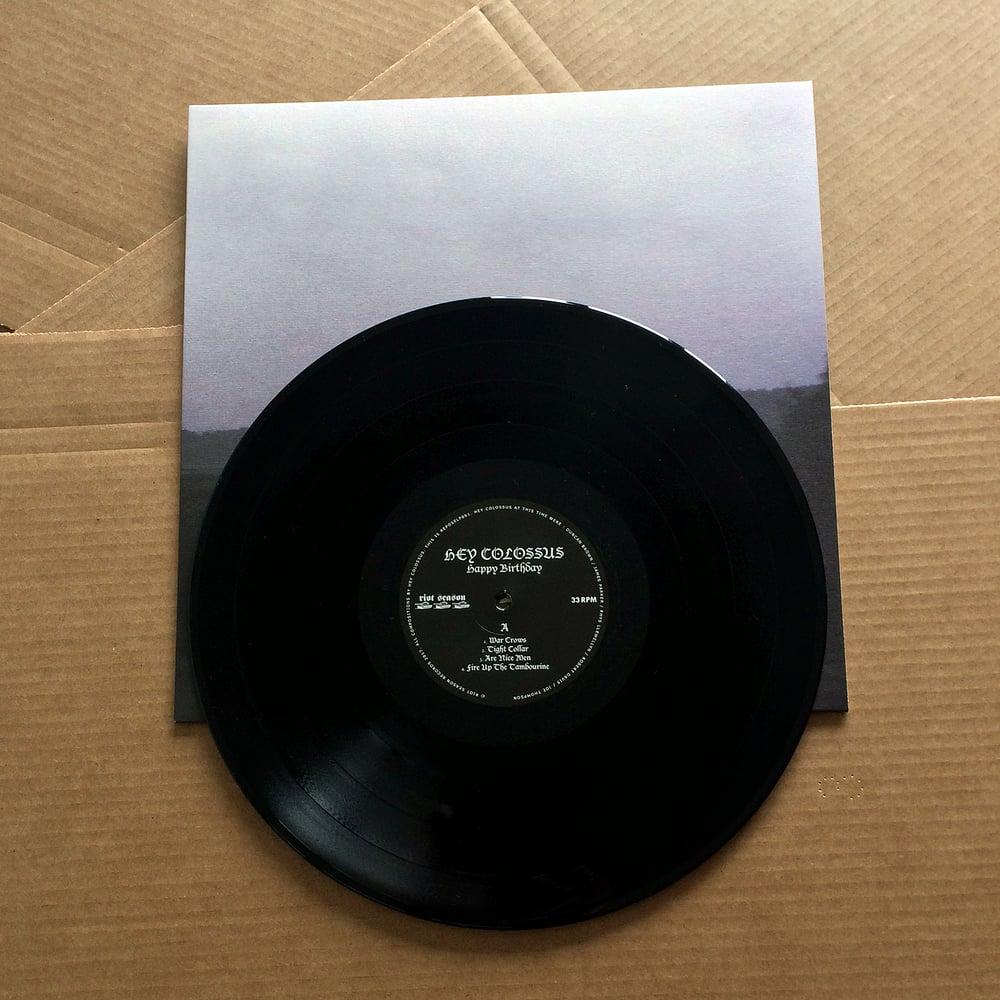 HEY COLOSSUS 'Happy Birthday' Vinyl LP