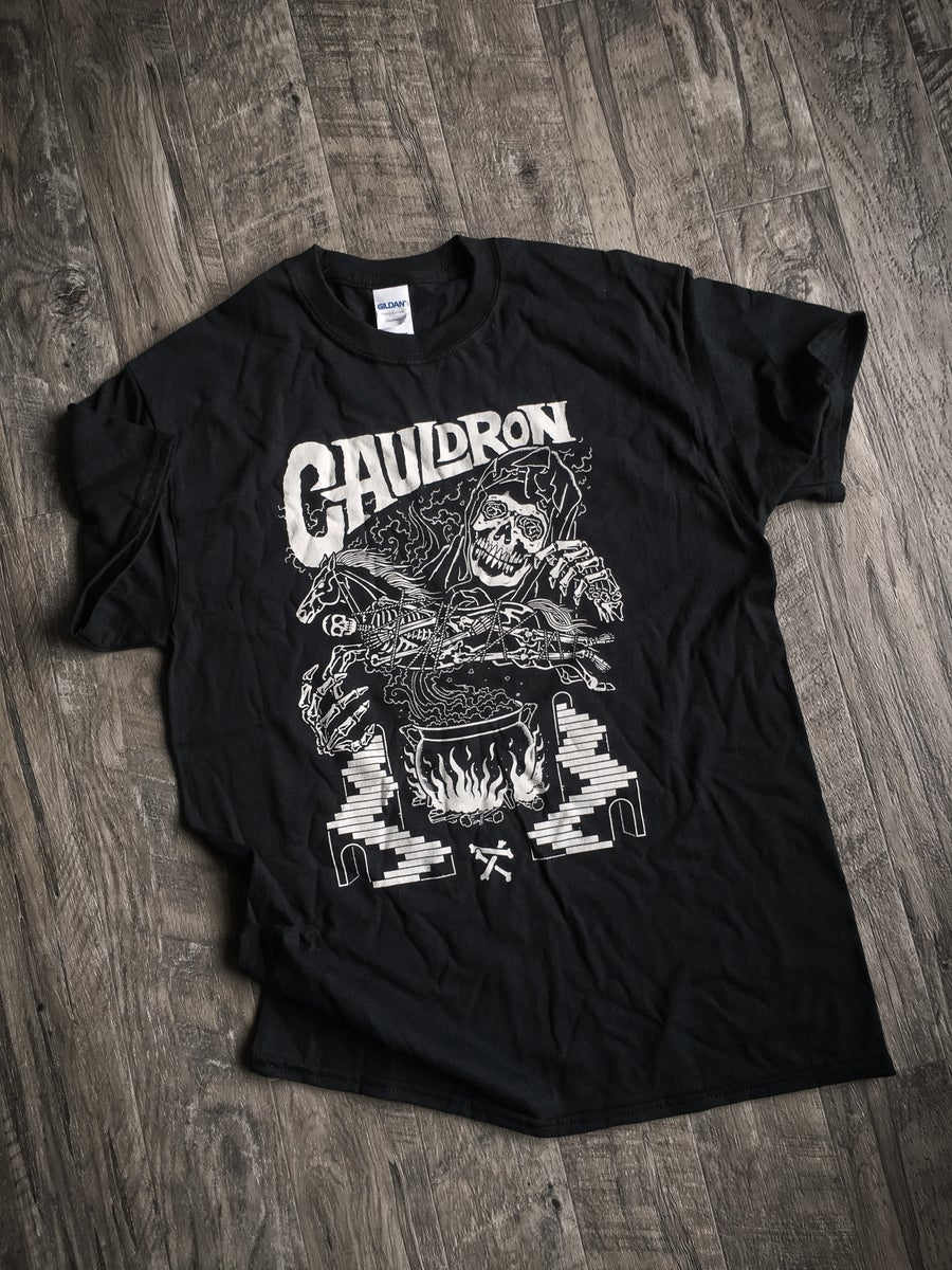 Image of CAULDRON T-shirt