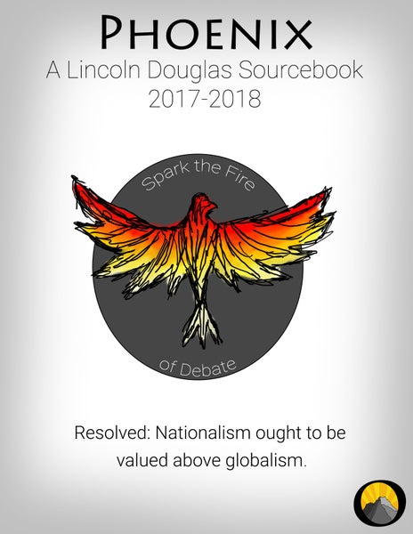 Image of Phoenix: A Lincoln Douglas Sourcebook 2017-2018