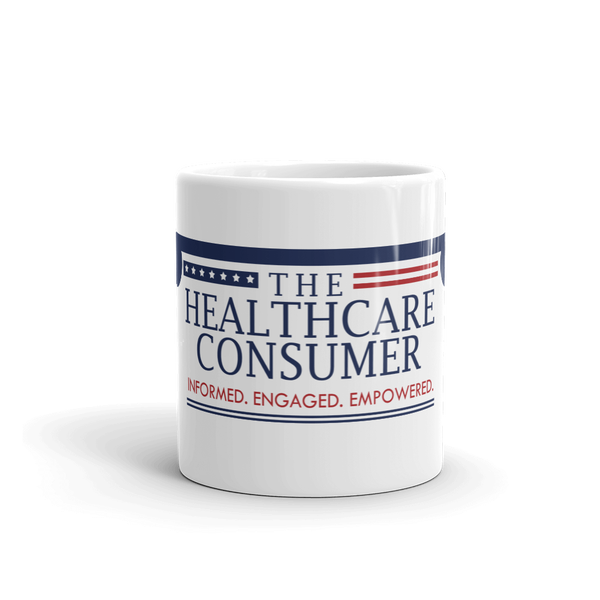 Image of The Healthcare Consumer Mug