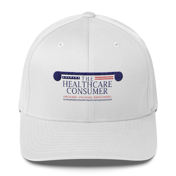 Image of The Healthcare Consumer Fitted Cap