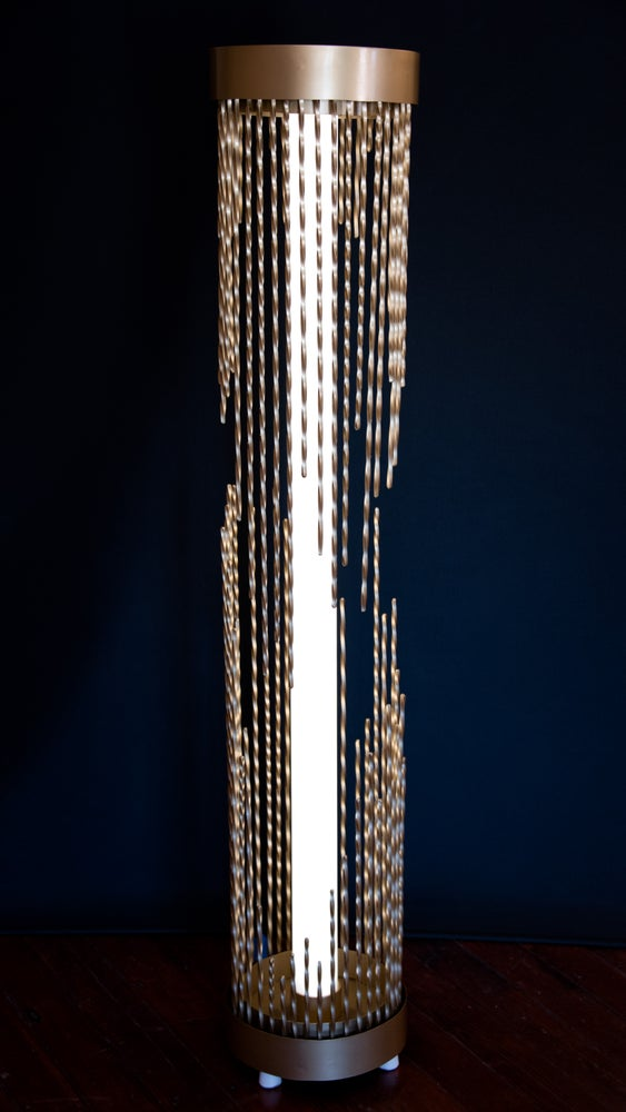 Image of Golden Icicles