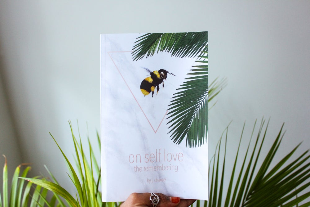 Image of on self love || the book