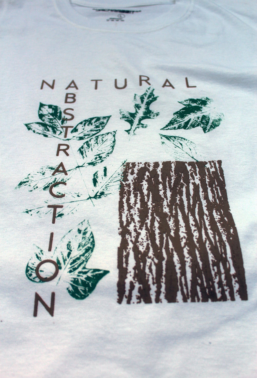 Image of FJB X JR 'Natural Abstraction' T-Shirt