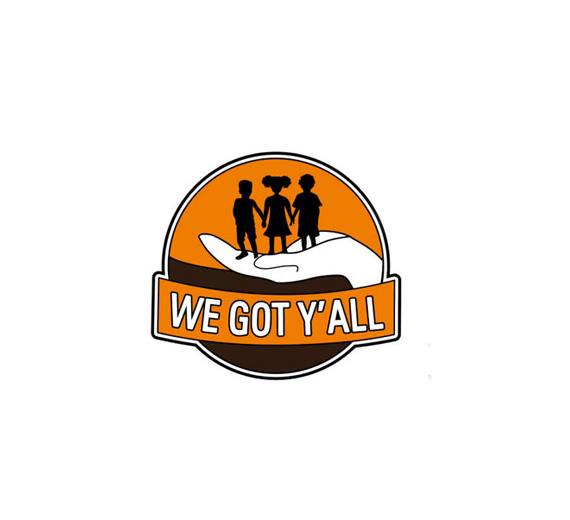 Image of We Got Ya'll Soft Enamel Pin