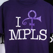 Image of I [LOVE] MPLS Tee