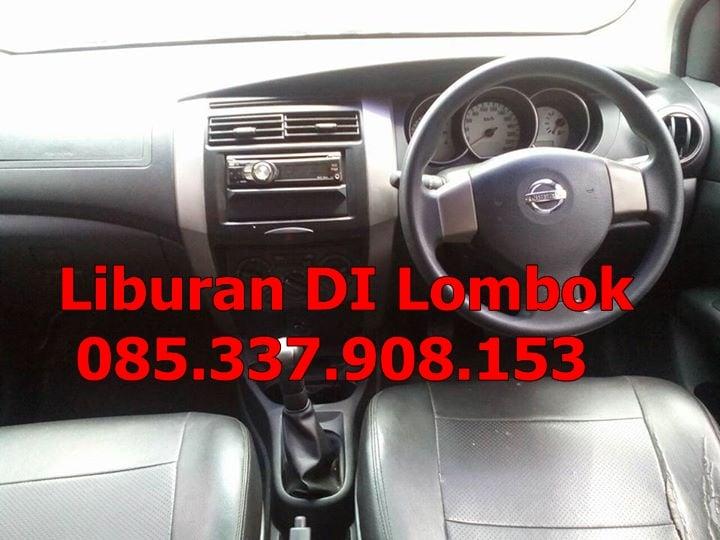 Image of Jenis Paket Sewa Mobil Lombok Murah