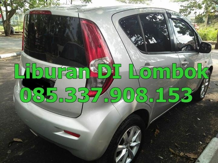 Image of Liburan Dengan Transport Lombok