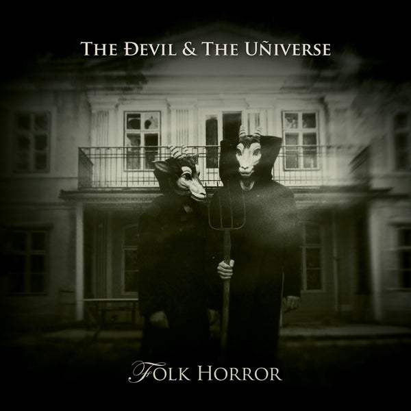 Image of [a+w lp018] The Devil & The Universe - Folk Horror LP+CD