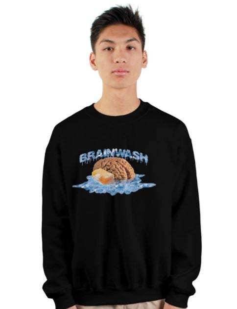 Image of Brainwash Crewneck