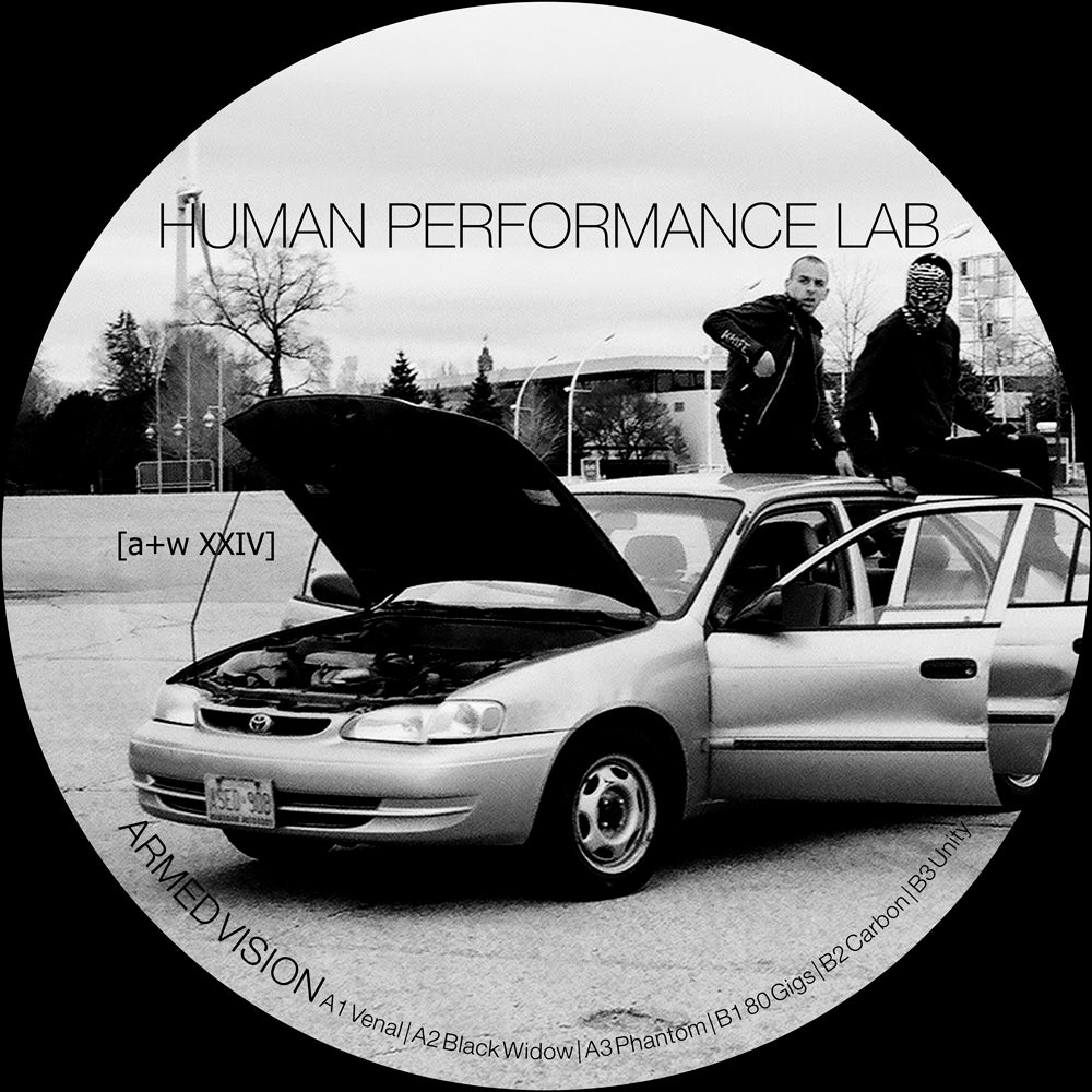 Image of [a+w XXIV] Human Performance Lab - Armed Vision 12""