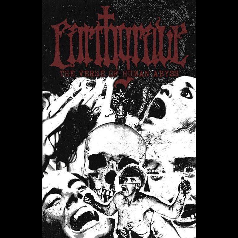 Image of Earthgrave - The Verge of Human Abyss BOR001