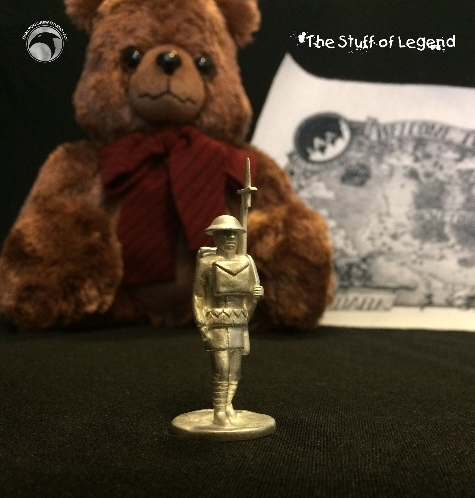 Image of The Stuff of Legend: Limited Edition Pewter Colonel