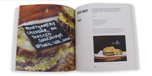 Image of Greenwich Market Cookbook