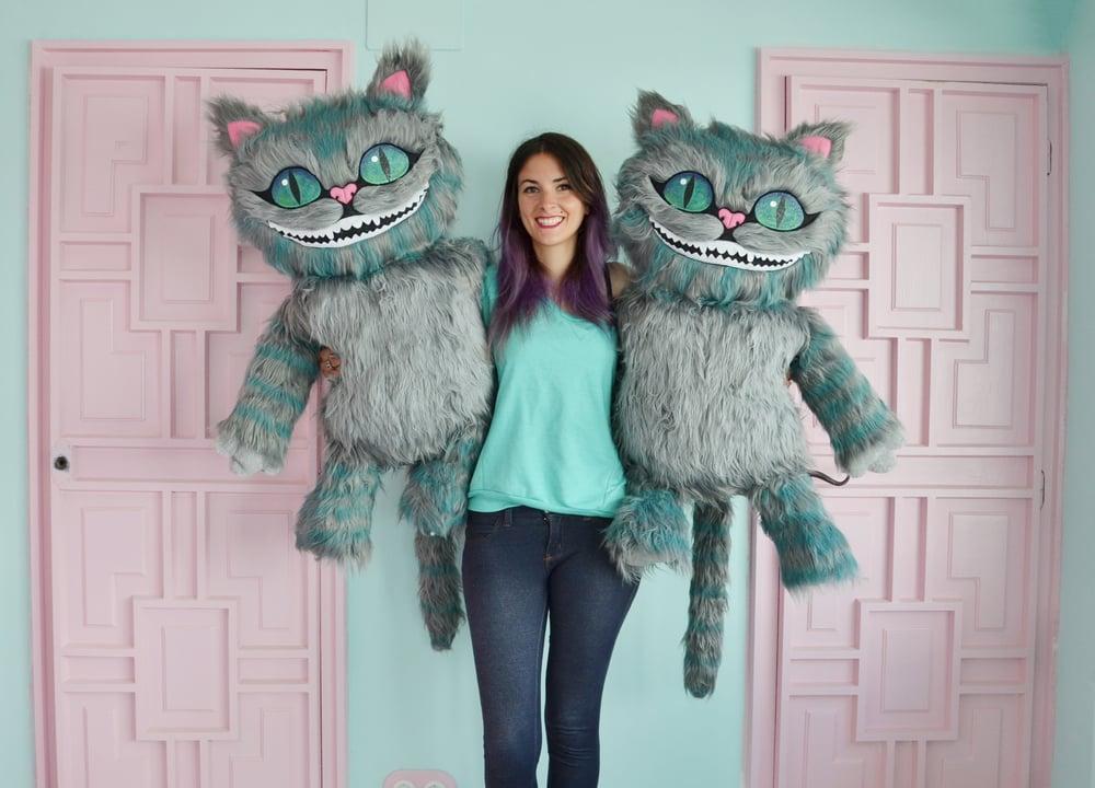 Image of Big Cheshire cat!