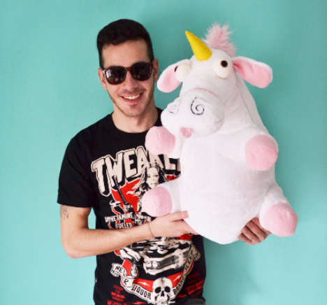 Image of Plush unicorn