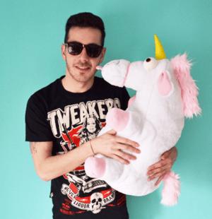 Image of Plush unicorn