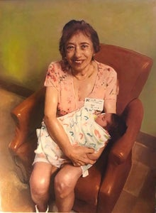 Image of Acrylic Portraits