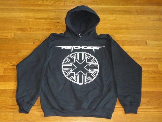 Image of Psychosis - Logo Hoodie (Hoodie Only or EP CD Bundle)