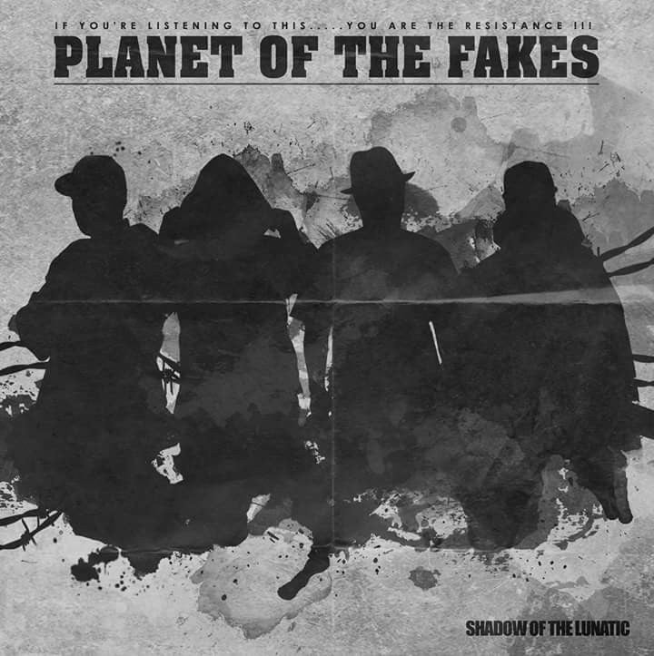 Image of Planet of The Fakes - Shadow of The Lunatic