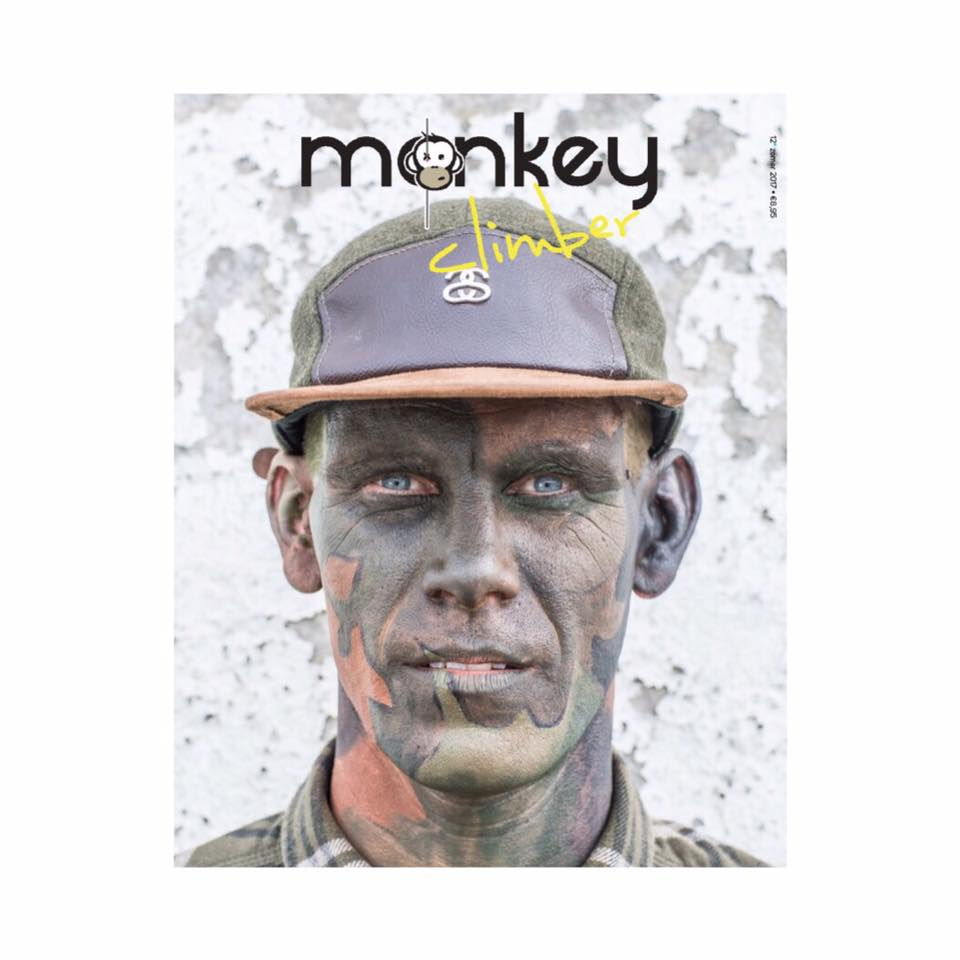 Image of Monkey Climber Backissues