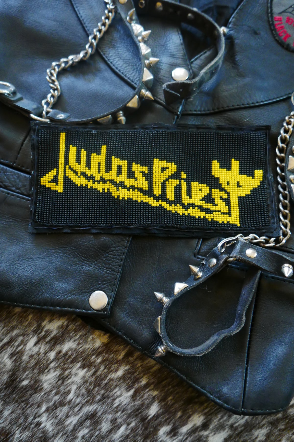 Image of Judas Priest patch