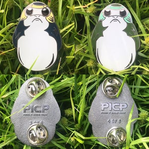 Image of Porg Mystery Pin Set