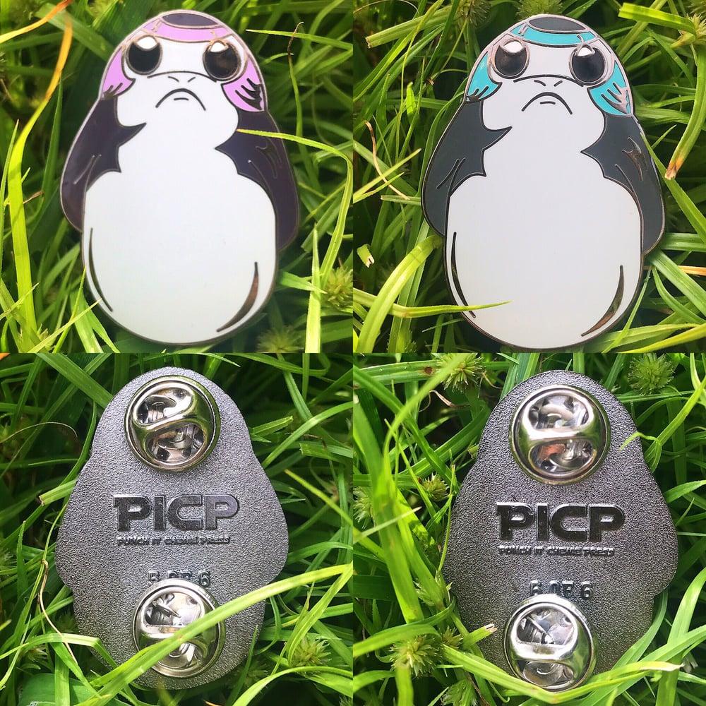 Porg Mystery Pin Set