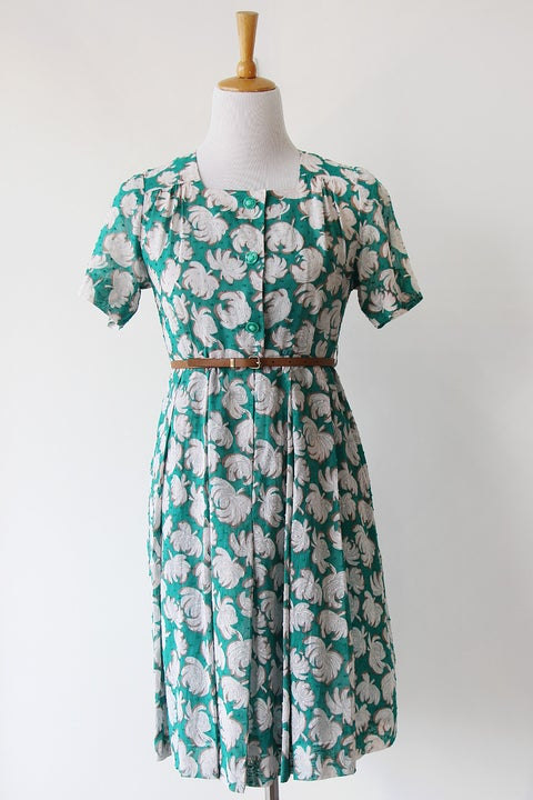 Image of SALE Best Fronds Forever Dress (Orig $62)