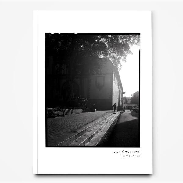Image of Intêrstate Magazine Issue #1